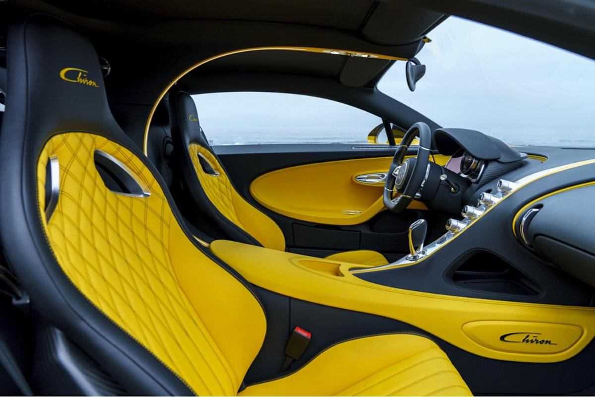 Bugatti Chiron Bumblebee