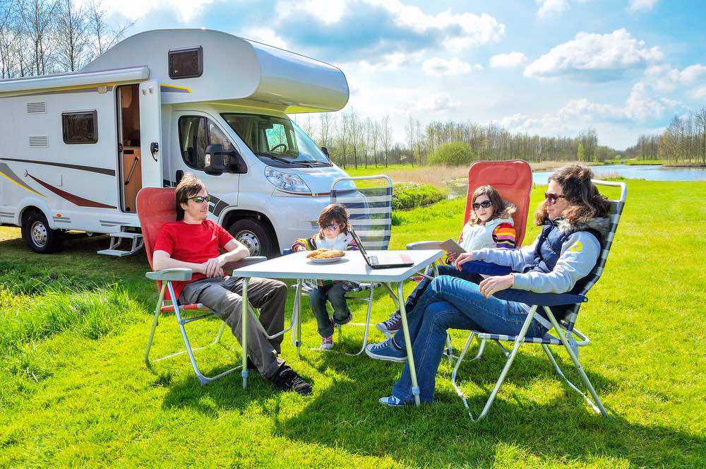 La aseguradora presenta su nuevo producto que permite a sus clientes proteger el contenido de las autocaravanas y campers.