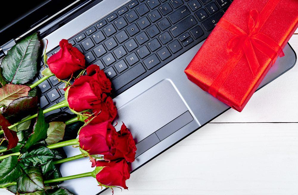 Pedido de flores y regalos en línea