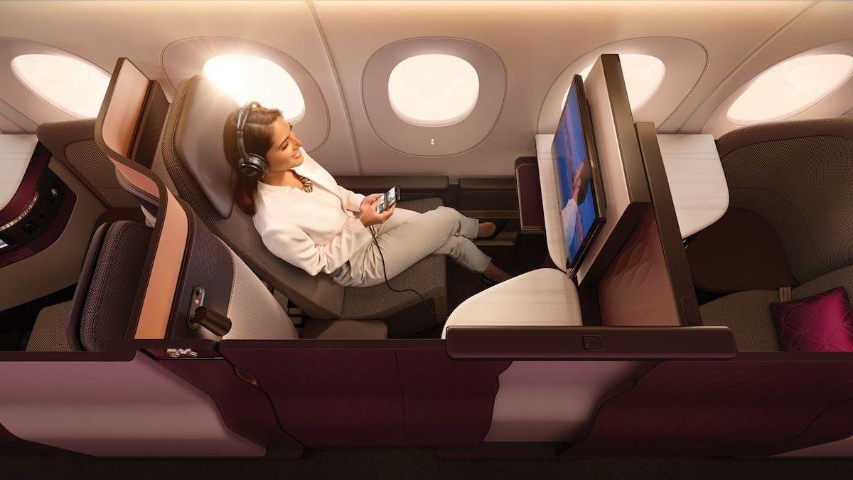 Suites de primera clase de British Airways