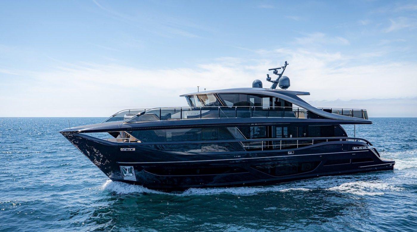 Princess Yachts lanzó oficialmente su yate Superfly X95 vía Facebook Live