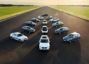 BMW Group: Más de siete millones de vehículos electrificados para el año 2030