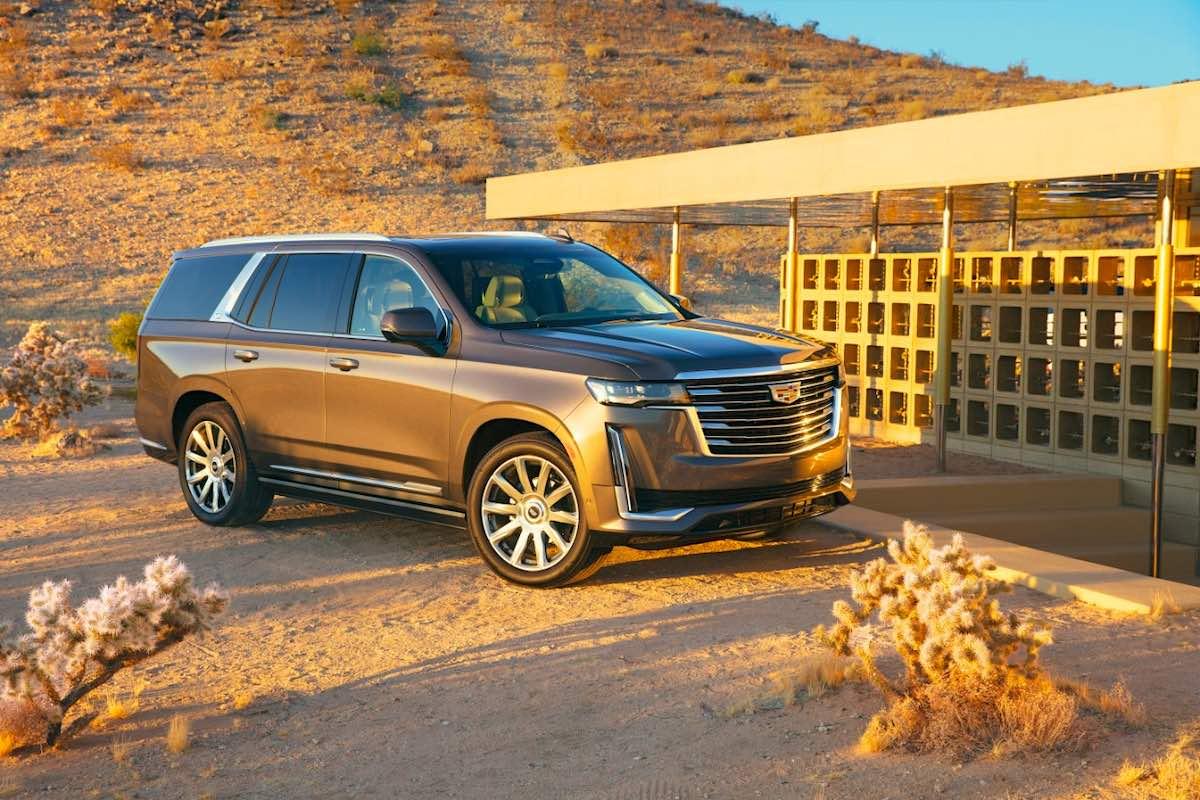 La nueva Cadillac Escalade 2021 eleva lo extraordinario