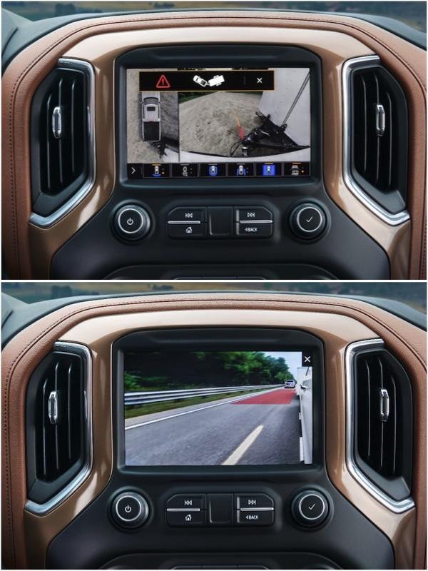 Chevrolet Silverado HD 2021