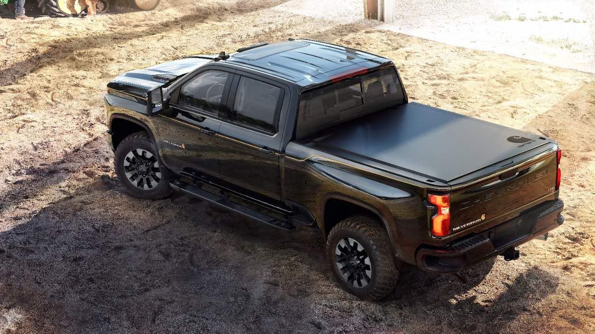 Chevrolet Silverado HD Carhartt Special Edition 2021