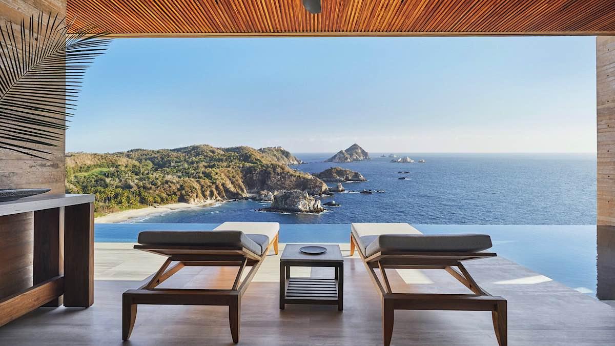 Four Seasons y Paralelo 19 anuncian su plan de un resort situado en la costa pacífica de México