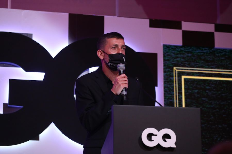Presentan la decimocuarta entrega de los premios Hombres del año 2020