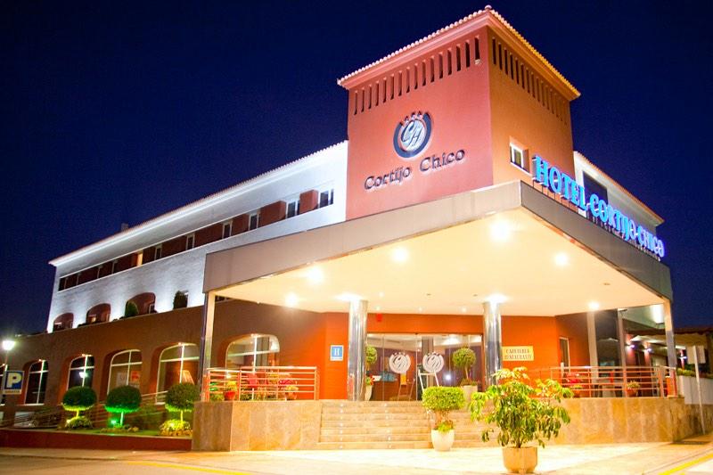 Hotel Cortijo Chico instala máquina de desinfección de Plasma Novaerus