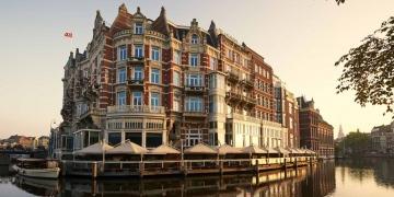 La transformación del De L'Europe, el hotel de lujo más antiguo de Ámsterdam