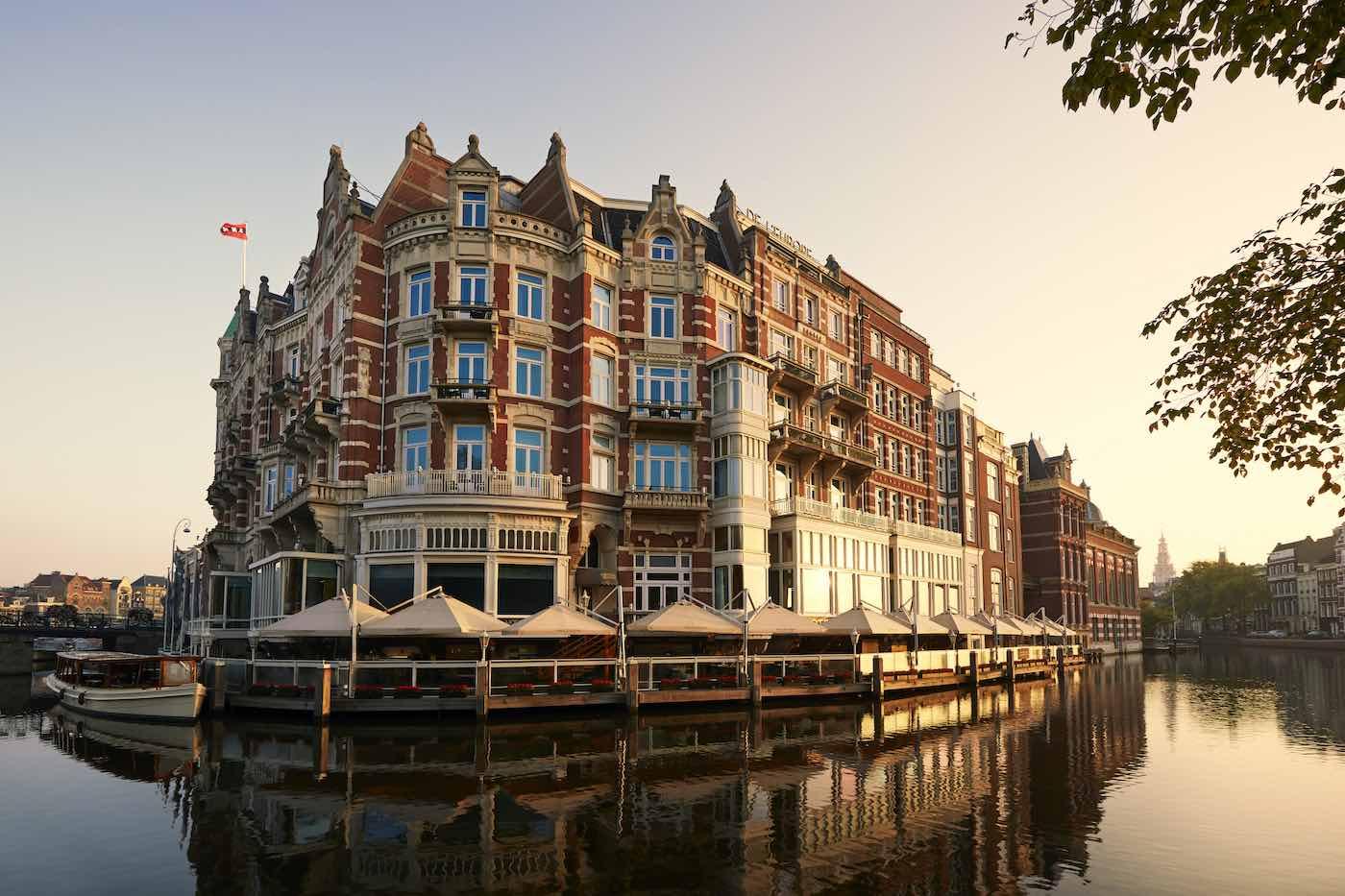 La transformación del De L?Europe, el hotel de lujo más antiguo de Ámsterdam