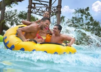 Jungala Aqua Experience, el primer parque acuático de lujo de Grupo Vidanta, recibió el premio 'Leading Edge'