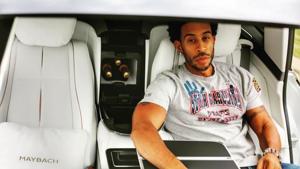 Ludacris presume super emocionado su nueva adquisición