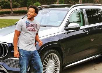 Ludacris muestra super emocionado su nuevo SUV de lujo Mercedes-Maybach GLS
