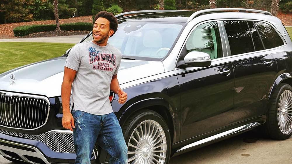 Ludacris presume super emocionado su nueva adquisición: El nuevo SUV de lujo Mercedes-Maybach GLS