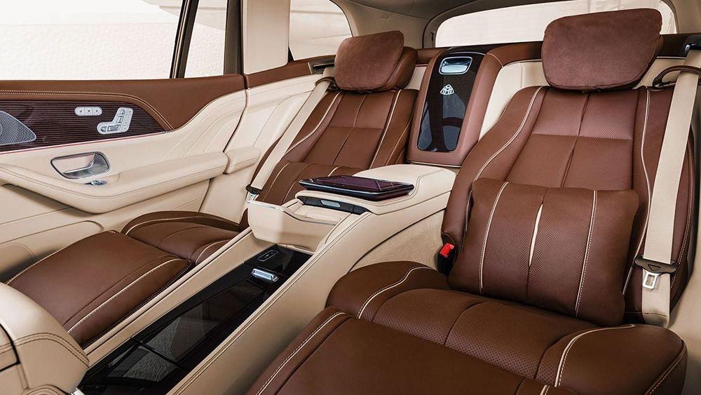 Mercedes-Maybach GLS 600 2021