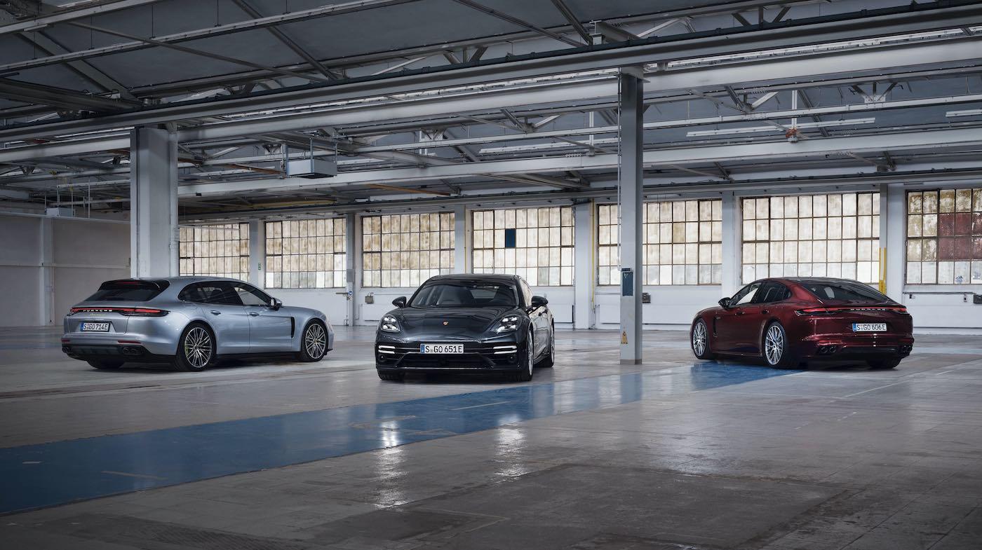 Porsche lanza el nuevo Panamera con potencias de hasta 700 caballos de fuerza