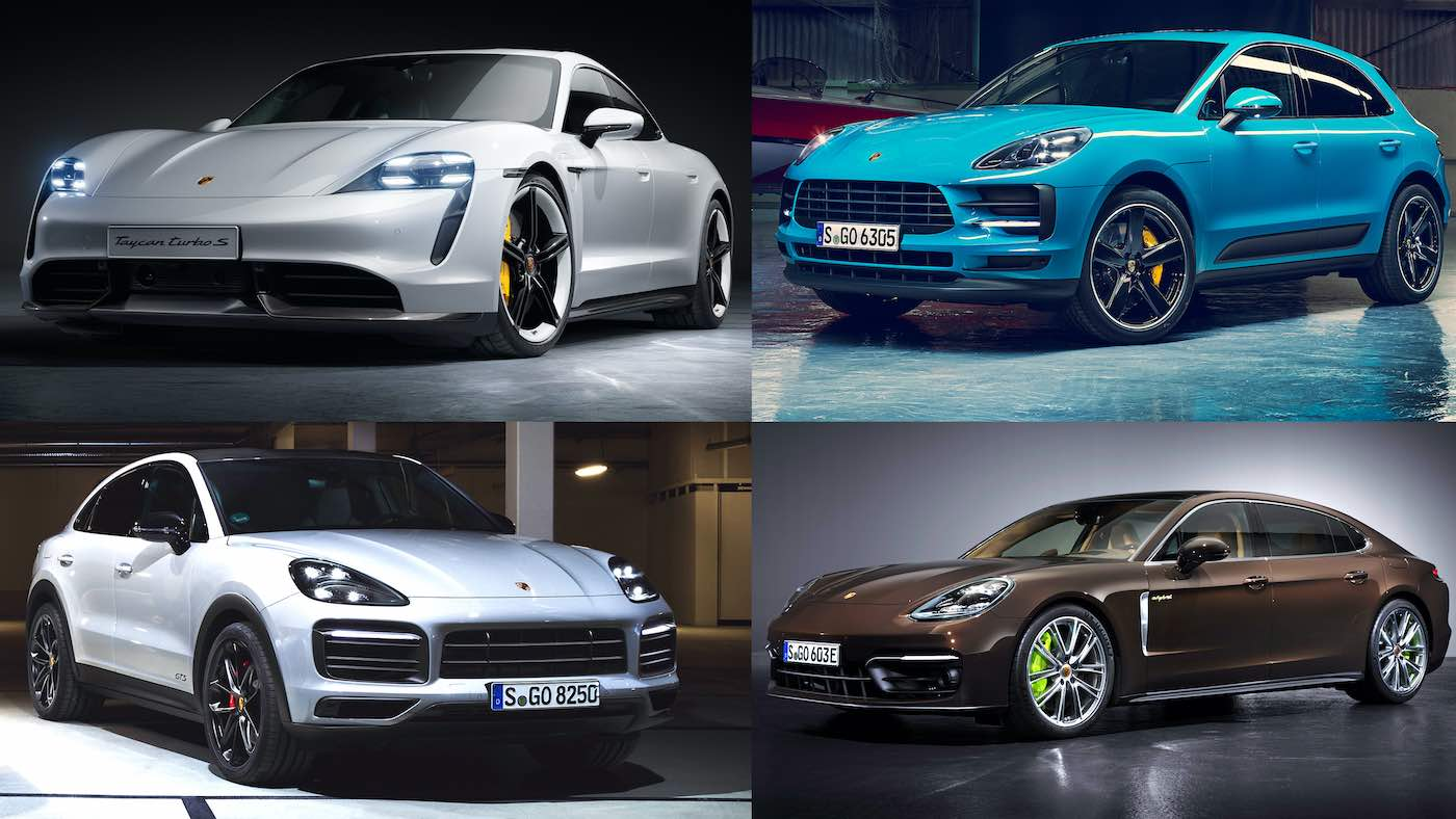 Porsche Ibérica lanza el programa Move-On, exclusivo para clientes de Taycan