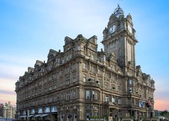 The Balmoral es el primer hotel en Escocia en recibir 5 estrellas de la Forbes Travel Guide