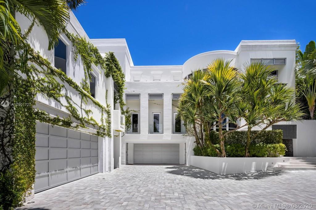 Tommy Hilfiger vuelve a poner su casa de playa en Miami a la venta por 24,5 millones de dólares