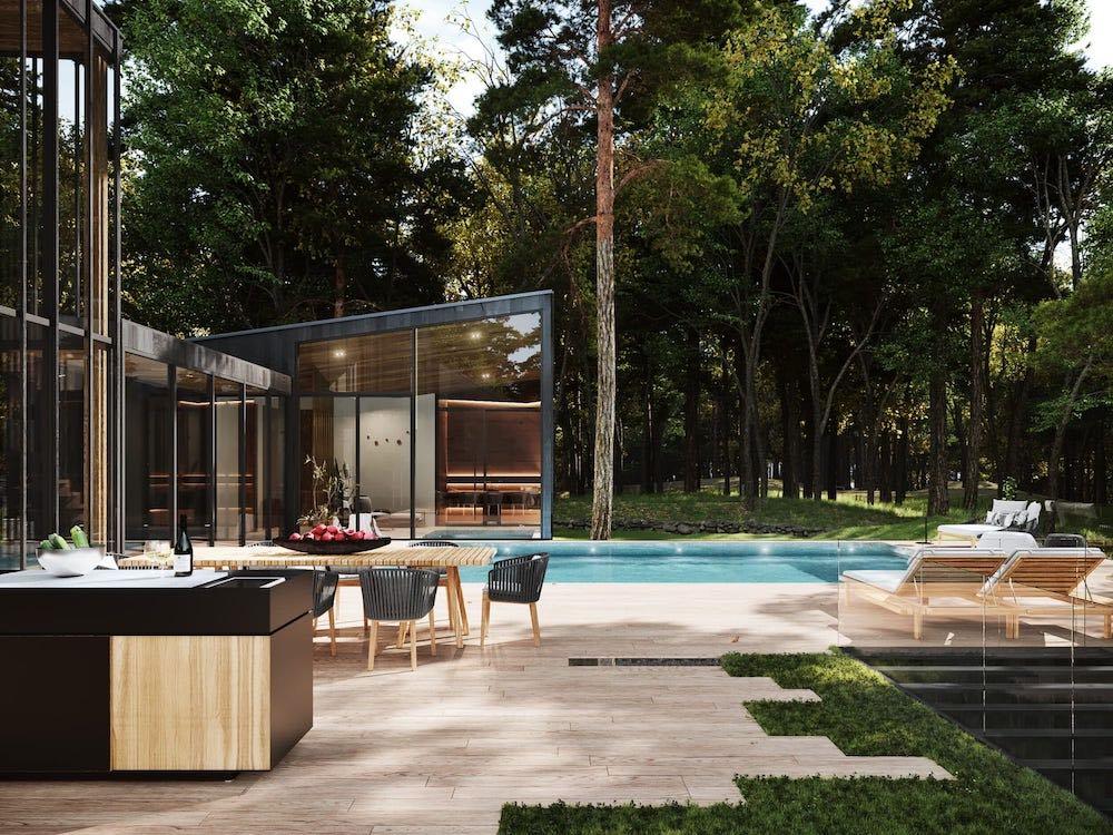 Sylvan Rock, una espectacular mansión en Nueva York a la venta por $7,7 millones.