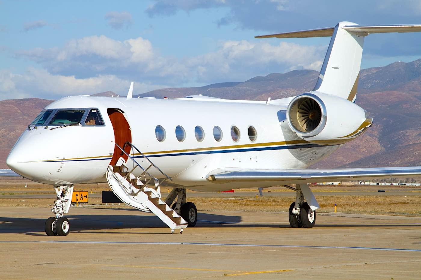 Los 5 jets privados más caros del mundo