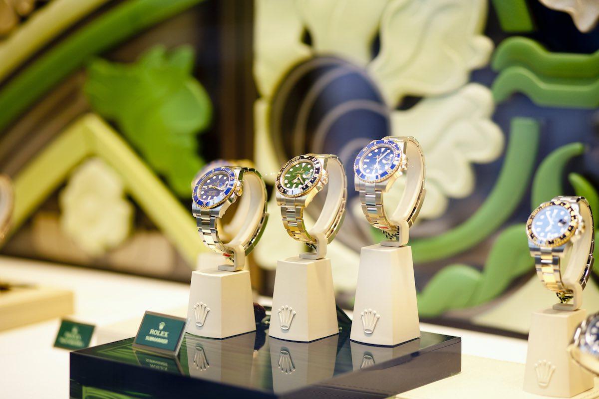 La exclusividad en la compraventa de relojes de lujo de segunda mano