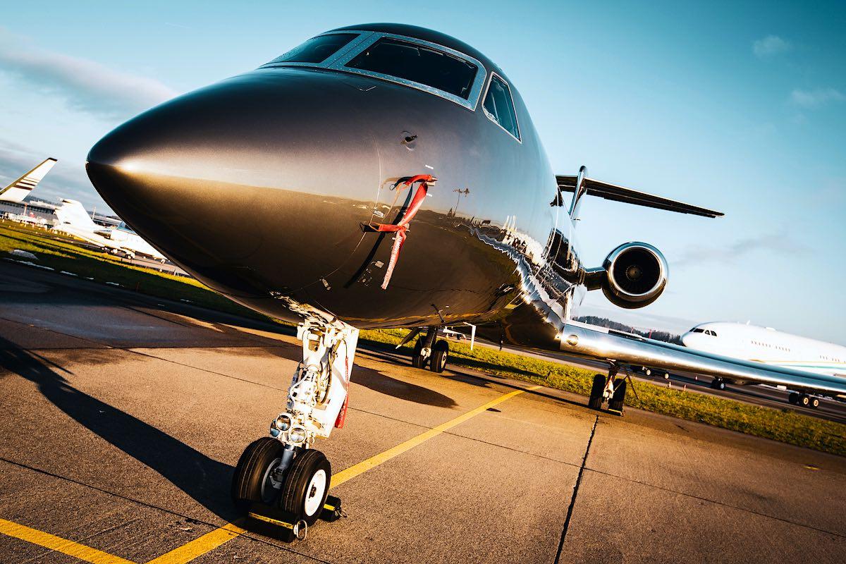 5 aviones de lujo que puedes comprar hoy sin tener que romper el banco