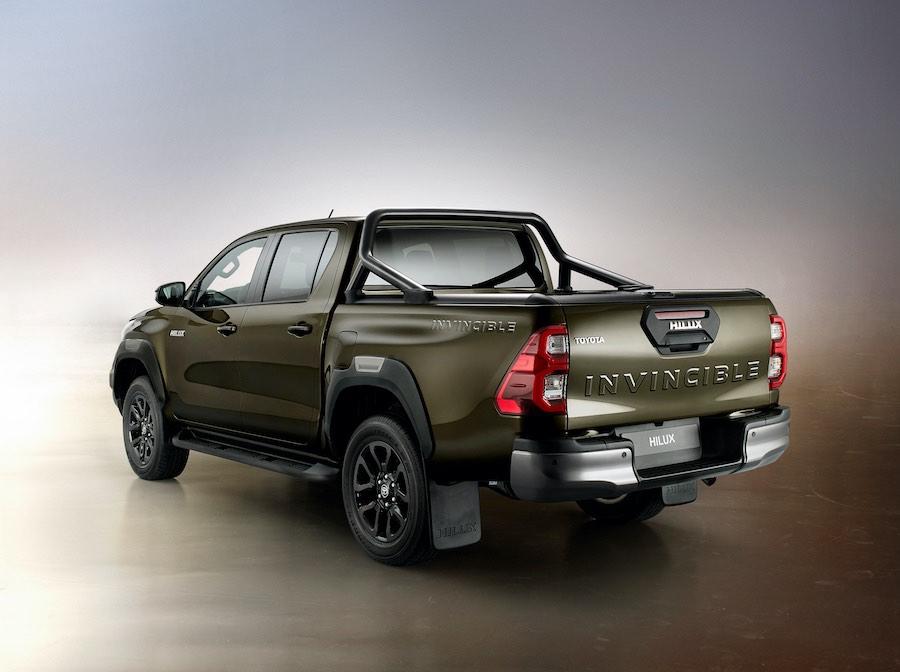 La nueva Toyota Hilux, más potencia y elegancia
