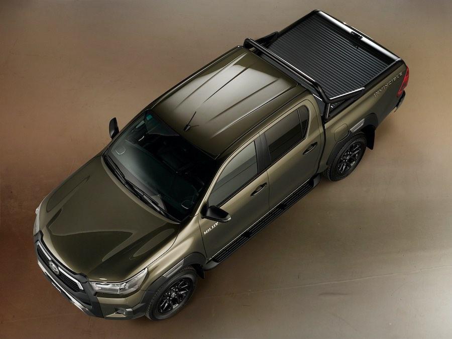 Un nuevo y llamativo diseño para un mayor prestigio y presencia en la carretera.