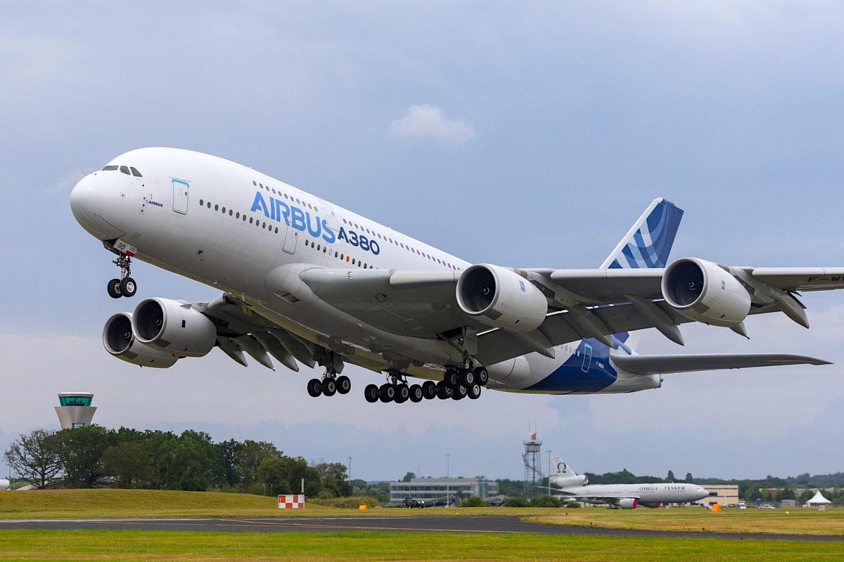 Airbus A380: Los jets privados más caros del mundo.