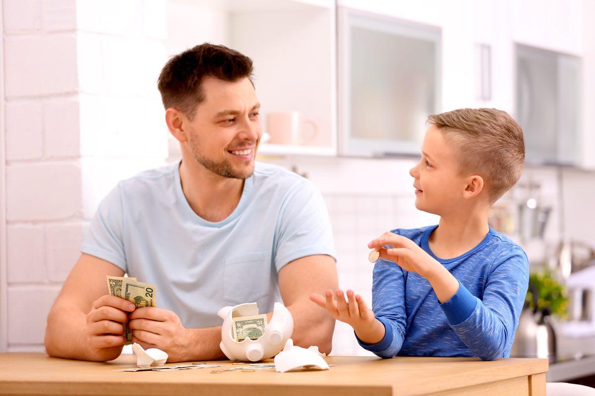 El dinero y los niños: Cómo hablar con tus hijos sobre el dinero