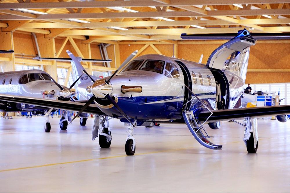 Pilatus PC-12: Aviones de lujo que puedes comprar hoy a precios asequibles