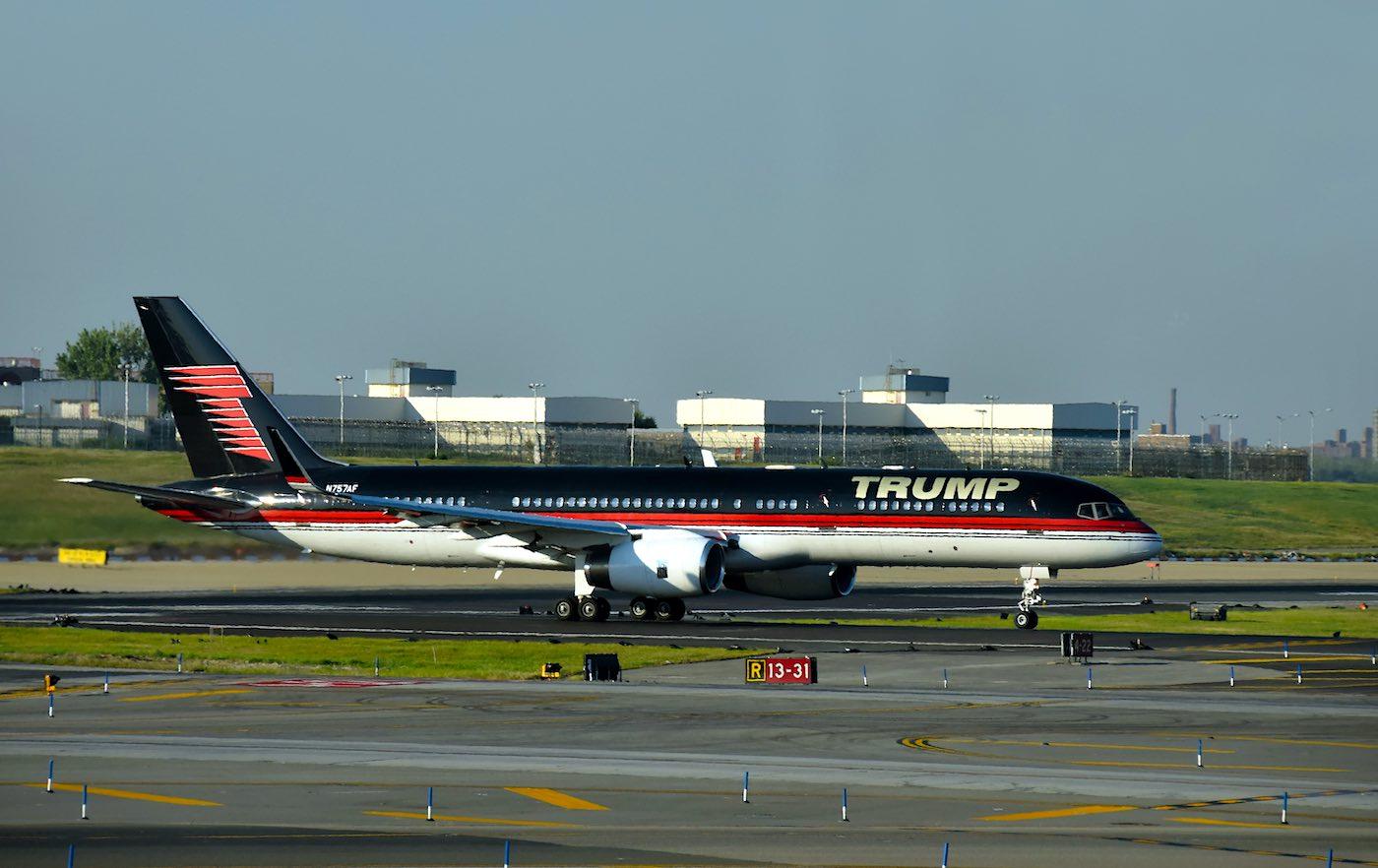 Boeing 757: Los jets privados más caros del mundo.