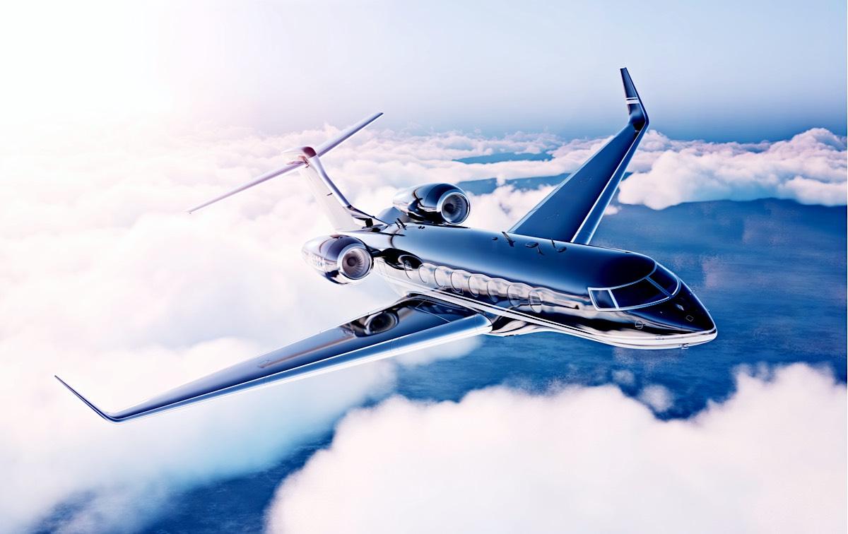 Los 8 aviones privados más caros de los futbolistas