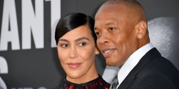Dr. Dre y Nicole Young