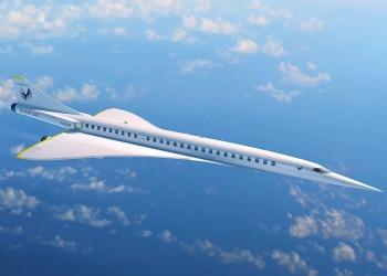 El prototipo de avión supersónico Boom XB-1 acerca los viajes ultra veloces a la realidad