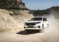 El renovado Land Cruiser 2021 refuerza esta reputación con un motor diésel de 2.8 litros más potente