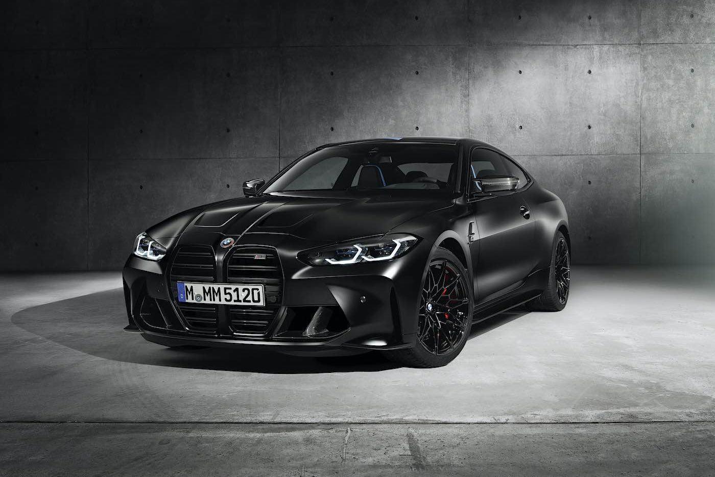 BMW y Kith se asocian en la versión exclusiva de edición especial del nuevo BMW M4 Competition Coupé