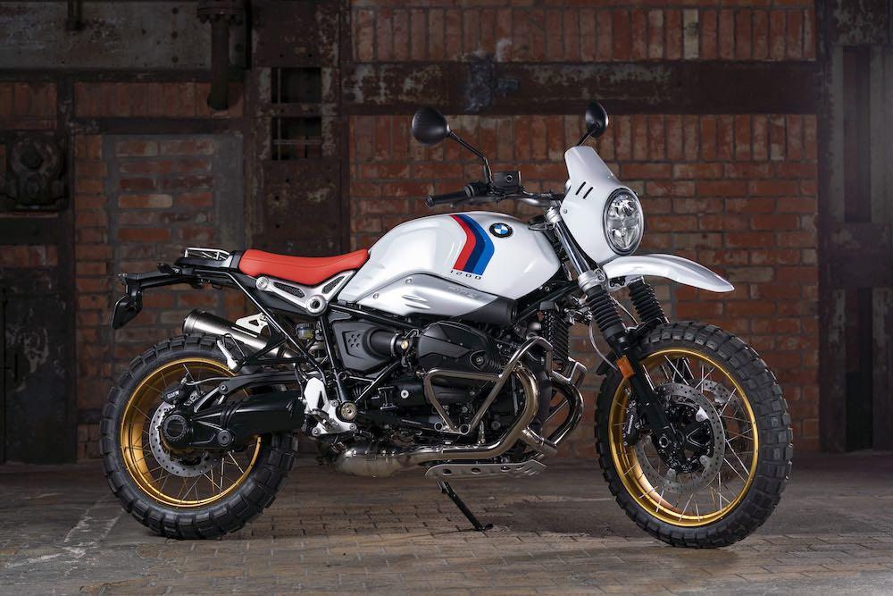 Presentan los nuevos modelos de la familia BMW R nine T