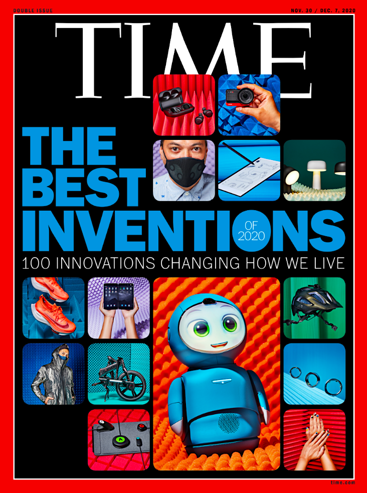 CYBEX e-PRIAM: uno de los mejores inventos de 2020