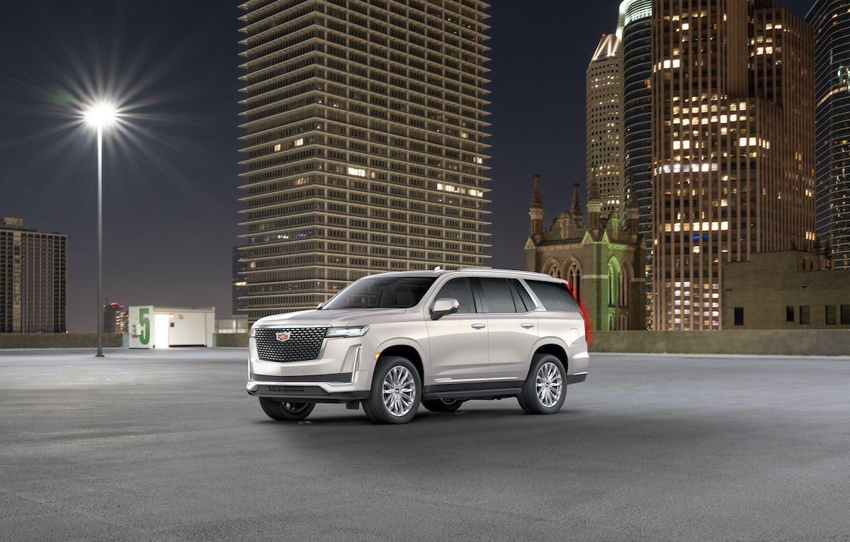 Escalade 2021, la icónica SUV de Cadillac, llegará a México en este mes