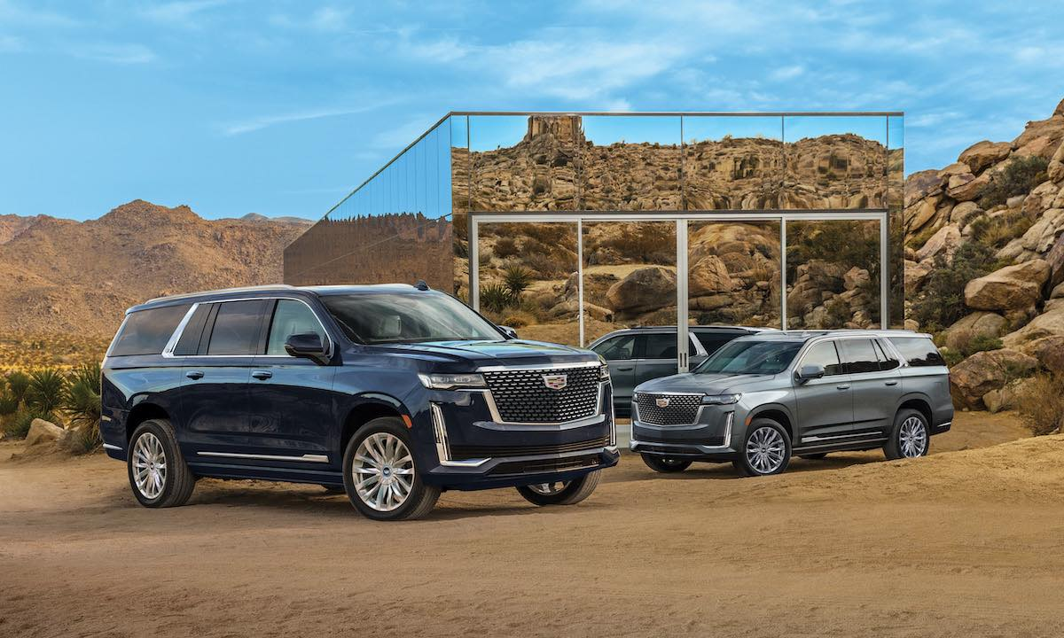 La nueva Cadillac Escalade 2021, fue producida por General Motors en su Planta de Ensamble de Arlington, Texas