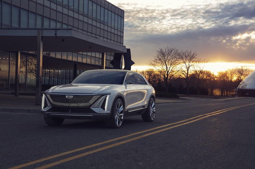 La develación de LYRIQ conduce a Cadillac al futuro eléctrico