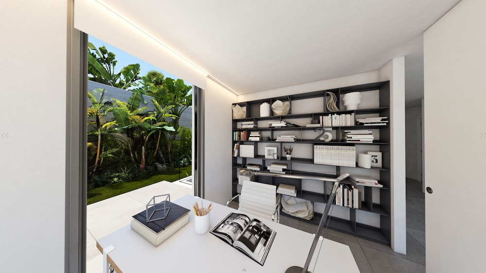 Custom Villa, Abama Luxury Residences
