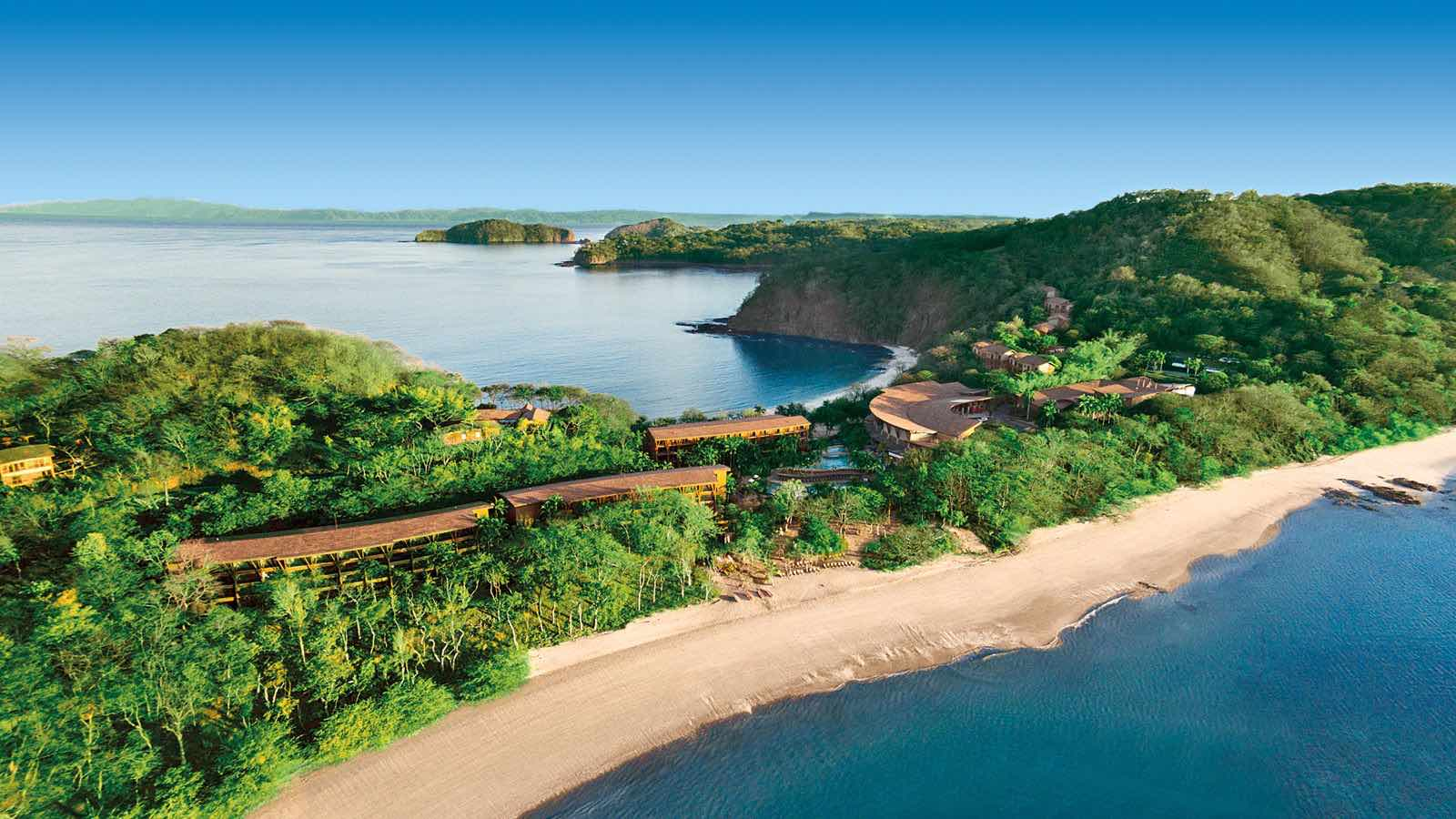 El Four Seasons Resort Costa Rica en Peninsula Papagayo reabrirá pronto