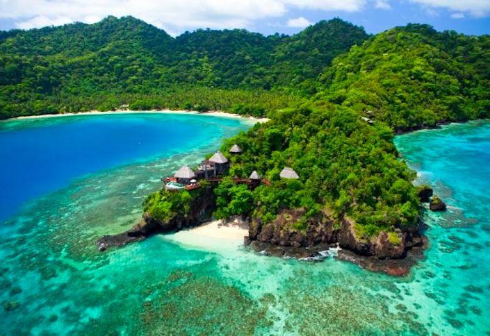 Hilltop Estate Owner's Accommodation, Laucala Island Resort