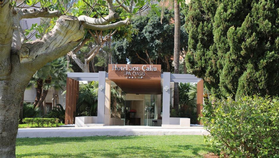 Hotel Son Caliu Spa Oasis: Unas vacaciones de ensueño con las mejores vistas al mediterráneo