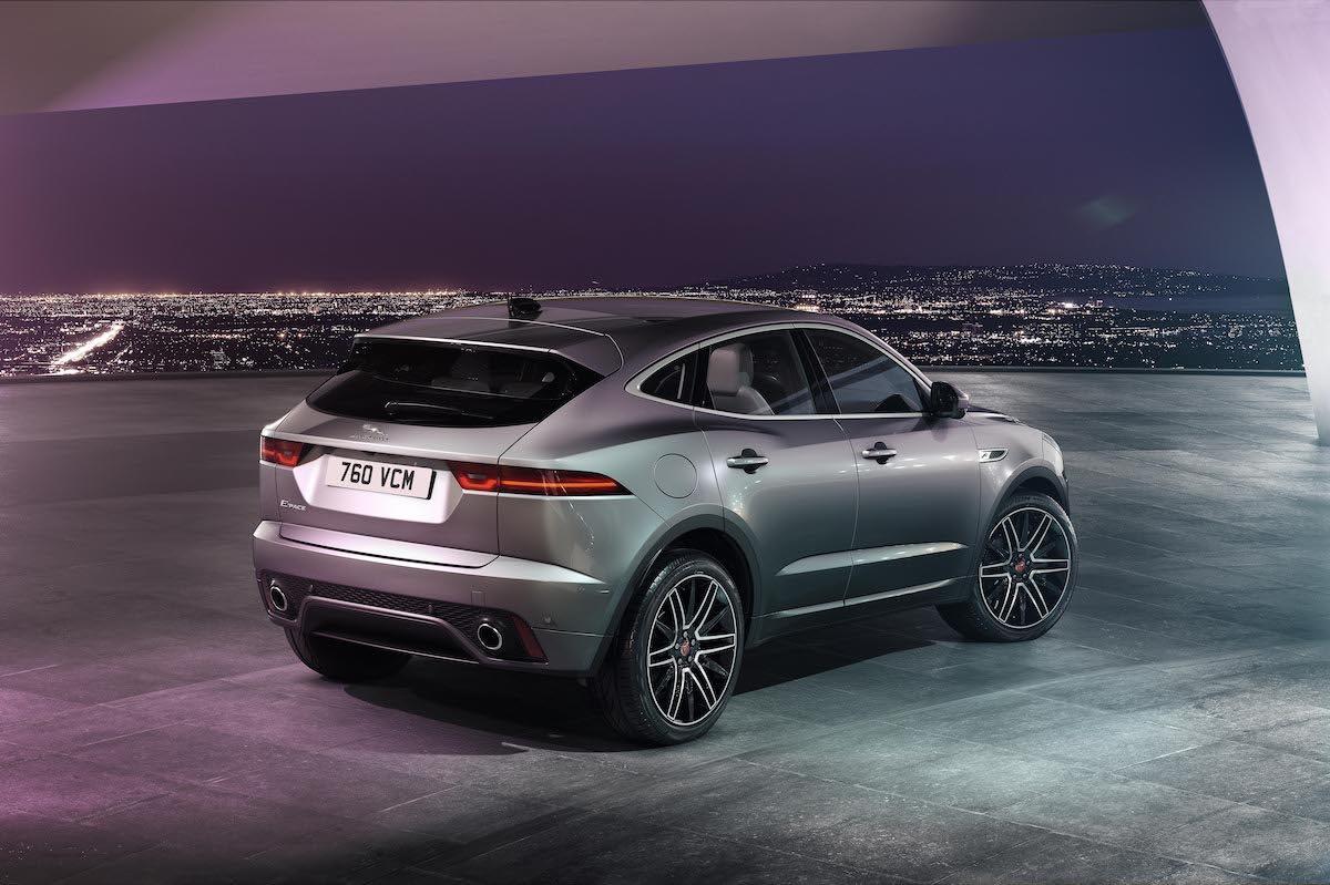 Nuevo Jaguar E-Pace: Más dinámico, eléctrico y conectado