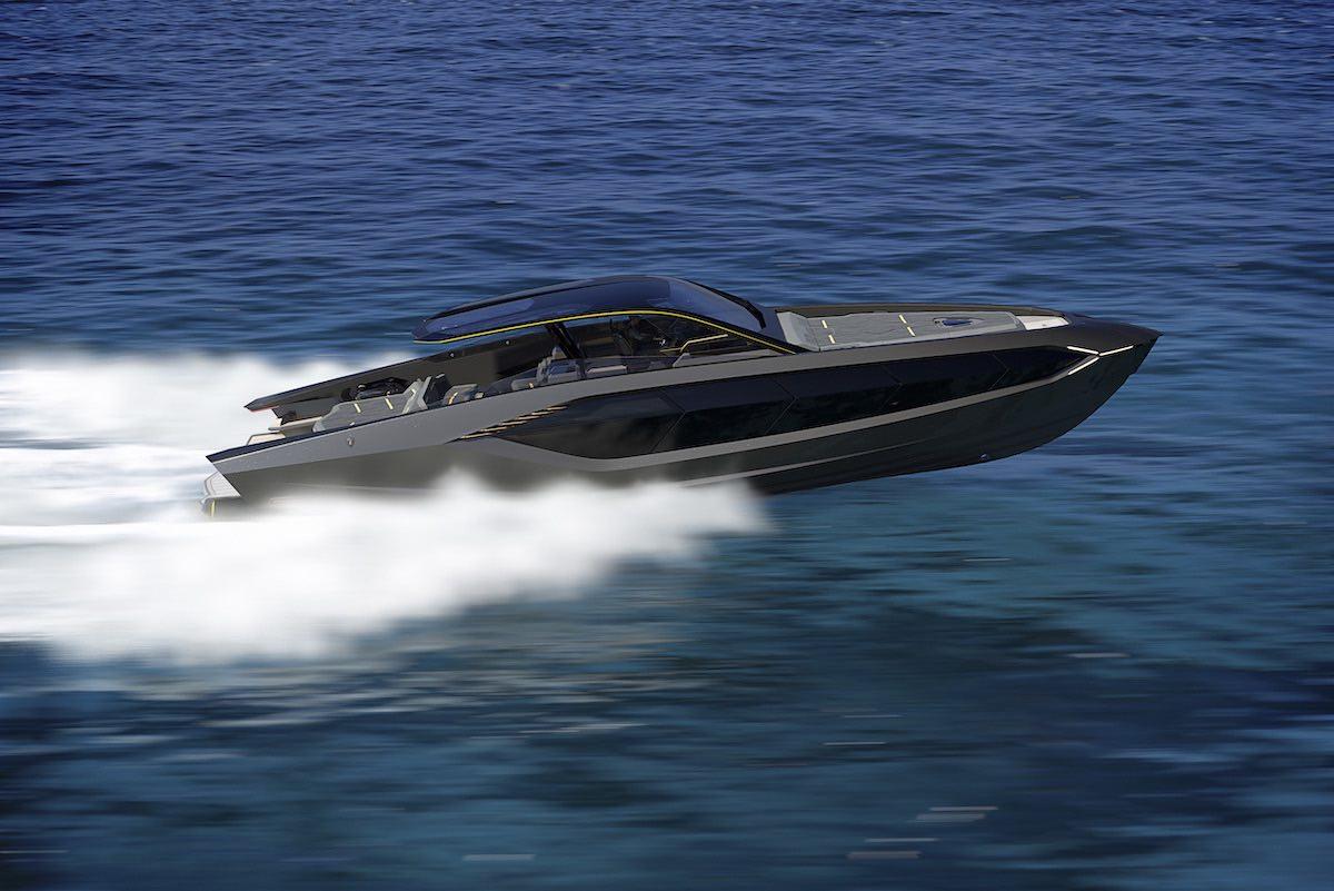 Conor McGregor compra un exclusivo yate Lamborghini Tecnomar 63 de $3,5 millones