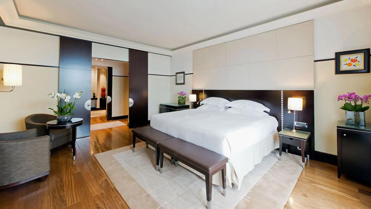 Penthouse Suite: Una de las 10 suites de hotel más exclusivas del mundo.